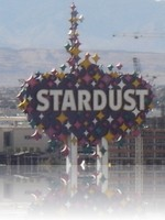 Stardust sign from the Riviera