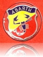 Abarth Rally Car sort of
